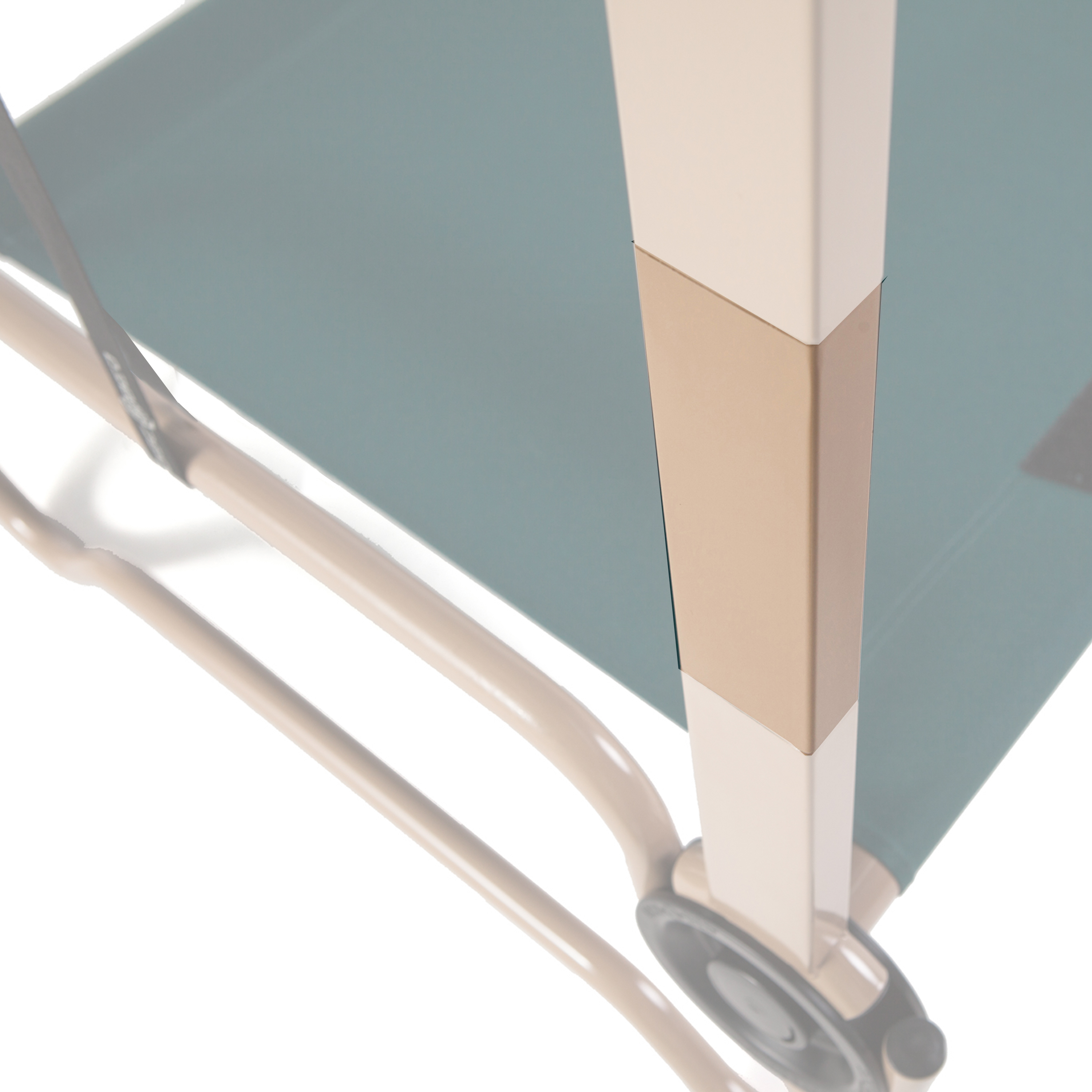 Disc O Bed Leg Extensions In Tan Disc O Bed