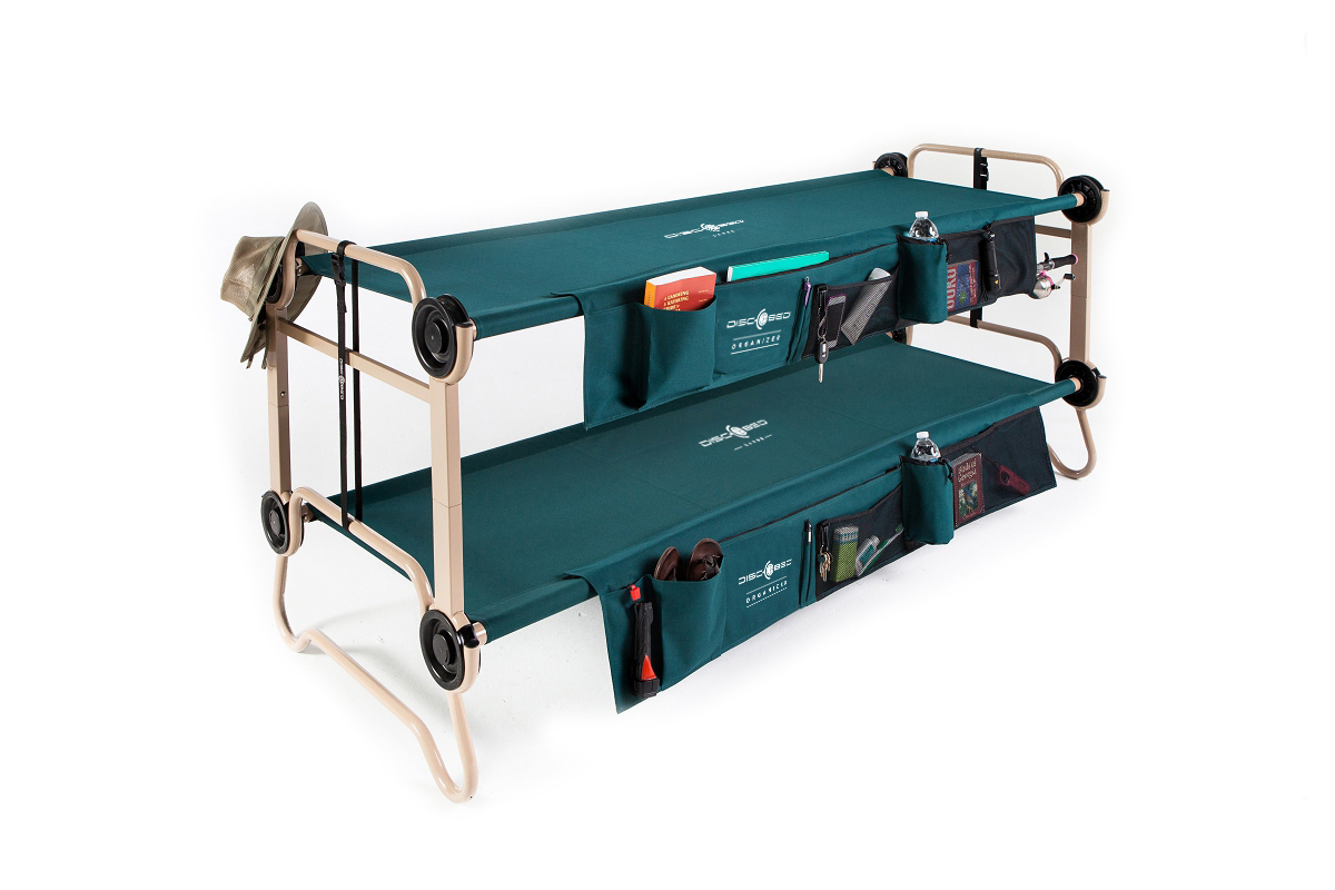 Disc O Bed L With Organizers Disc O Bed